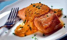 Lots of #glutenfree Salmon recipe ideas!