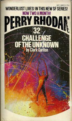 1974 Perry Rhodan covers