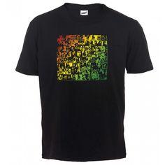 Bob Marley #Bob #BobMarley #koszulka #koszulki #reggae #rasta #MocneRamię #RadioWnet