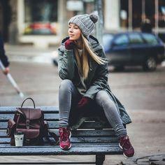 Anna T. - Newmood look