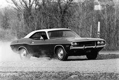 Dodge Challenger The hottest automobile Chrysler corporation have ever produced