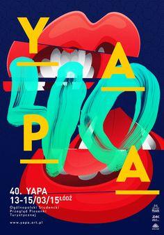 YAPA FESTIVAL 2015 on Behance