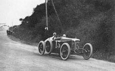 Immagine1914 Grand Prix de l'A.C.F, Circuit de Lyon Alessandro Cagno