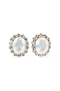 Opulent CZ Anna Earrings   Emma Stine Jewelry Earrings