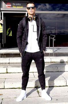 クリスティアーノ・ロナウド(Cristiano Ronaldo):ナイキ(NIKE)/タグホイヤー(Tag Heuer)