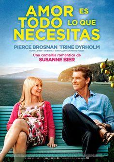 DESEMBRE.2014. Amor es todo lo que necesitas. DVD COMÈDIA BIE. http://www.youtube.com/watch?v=IuzNMCGpXcc
