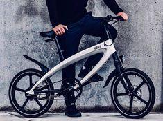 kvaern's BMX styled electric bike runs on solar power