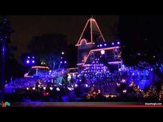 First Disneyland Candlelight Ceremony 2012 with Dennis Haysbert