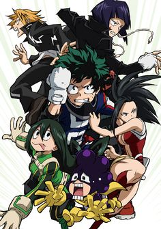 Boku no Hero Academia || Blu-ray Vol.4