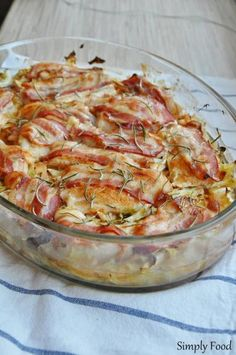 Greek Chickpea Salad, Cooking Recipes, Healthy Recipes, Simply Recipes, Coleslaw, Quiche, Chicken Recipes, Cabbage, Food And Drink