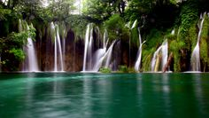 Plitvice Lakes National Park, Croatia   - #funny #lol #viralvids #funnypics #EarthPorn more at: http://www.smellifish.com