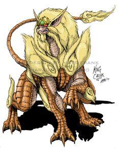 Godzilla Neo   Godzilla Vs. King Caesar