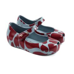 MELISSA Anglomania ballerinas by Vivienne Westwood