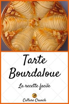 Mini Desserts, French Desserts, Great Desserts, French Food, Tart Recipes, Baking Recipes, Snack Recipes, Dessert Recipes, Around The World Food
