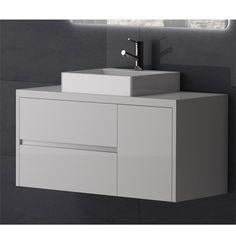 Mueble de baño Aries Blanco