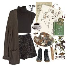 Feb 2020 - looks outfit summer Hippie Outfits, Retro Outfits, Grunge Outfits, Cute Casual Outfits, Vintage Outfits, Summer Outfits, Fashion Outfits, Aesthetic Fashion, Aesthetic Clothes