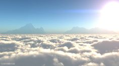 Above the Clouds by bluesixtynine on DeviantArt 264 -v-