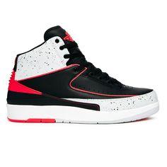 Jordan Air Jordan Retro 2 at Crooked Tongues. I want these