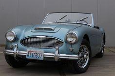 Austin Healey 100-6 BN4 - 1957