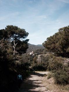 Sant Pere del Riu, Pineda de Mar. #Catalonia #SantPeredelRiu