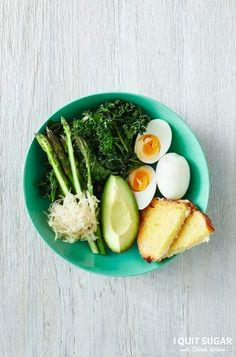acne free diet breakfast