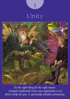 Oracle Card Unity | Doreen Virtue | official Angel Therapy Web site
