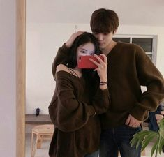 something special ♡ Mode Ulzzang, Korean Boys Ulzzang, Ulzzang Couple, Ulzzang Girl, Cute Couples Goals, Couples In Love, Couple Goals, Couple Aesthetic, Korean Aesthetic