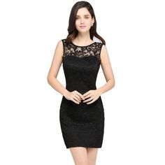 Black Lace Cocktail Dress http://fashionbeyondchic.com/products/black-lace-cocktail-dress?utm_campaign=crowdfire&utm_content=crowdfire&utm_medium=social&utm_source=pinterest
