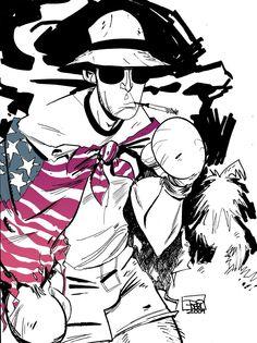 Hunter S. Thompson - Robbi Rodriguez