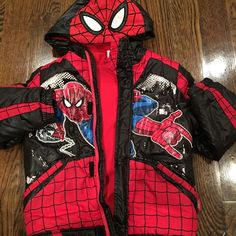 Shop Kids' Disney size 5B Puffers at a discounted price at Poshmark. Description: Disney Store spider man jacket. Sold by stelik075. Fast delivery, full service customer support.