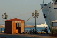 Ferry en #Carloforte