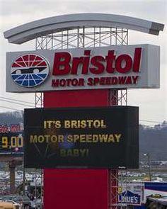 Bristol Motor Speedway - My favorite track!
