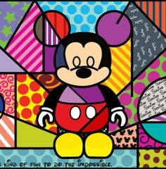 Find images and videos about disney, arte and mickey on We Heart It - the app to get lost in what you love. Mickey Mouse Works, Arte Do Mickey Mouse, Mickey Mouse E Amigos, Mickey Mouse And Friends, Arte Pop, Disney Pop Art, Tableau Design, Disney Illustration, Painting Templates