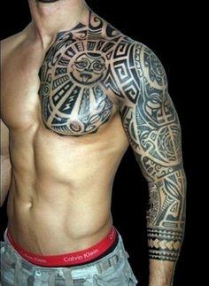 Best Tattoo Trends - 100 Best Tribal Tattoo Designs for Men and Women...