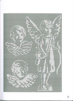 AGNES DELAGE-CALVET ET ANNE SOHIER-FOURNEL Anges Motifs de broderie traditionnelle et au point de croix