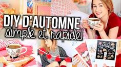 emma verde printemps - YouTube Emma Verde Diy, Autumn Aesthetic, Diy Food, Good To Know, Creations, Youtube, Tumblr, Bedroom, Friends