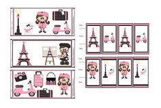 Cute Paris - Made by Lynn White