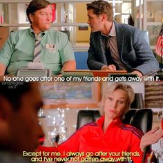 """""""Transitioning"""" - Coach Beiste, Will and Sue Scandal Quotes, Glee Quotes, Tv Show Quotes, Scandal Abc, Glee Memes, Tv Memes, Rachel And Finn, Arrow Tv Shows, Glee Club"""