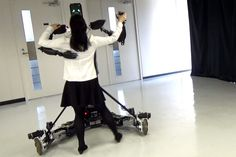 Waltzing robot teaches beginners how to dance like a pro   A robotic dance teacher can gently guide human novices through routines while adapting to their skill level