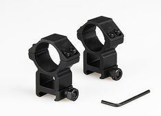 Tactical 30mm Ring Diameter Scope Mount Fits for 20mm Rail HS24-0114