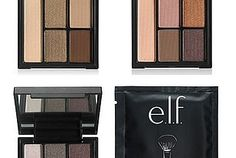 New e.l.f. Clay Eyeshadow Palettes & Brush Cleaner Wipes Now...