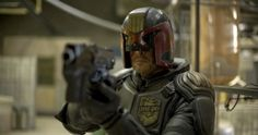 new Judge Dredd movie looks awesome