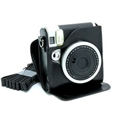 NodArtisan Vintga PU Leather fuji mini case for Fujifilm Instax Mini 90 Case bag- black CAIUL http://www.amazon.com/dp/B00FQHEU8K/ref=cm_sw_r_pi_dp_QZdNvb0YYPV4H