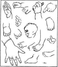 How to Draw Kids, Toddlers, and Baby in Correct Proportion ...