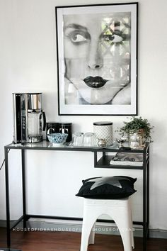 1000 images about vittsj on pinterest laptop table ikea desk and ikea. Black Bedroom Furniture Sets. Home Design Ideas