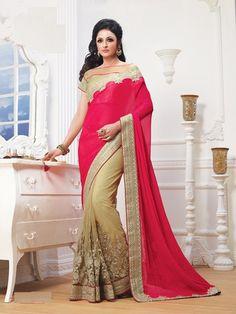 Indian Casual Saree
