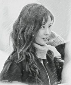 #SNSD #GirlsGeneration #GG #Soshi #Seohyun #SeoBaby #SeoLady #FanArt #TTS