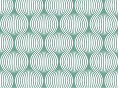 Pattern Mid Century by Eva