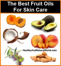 Discover The Best Fruit Oils For Skin Care