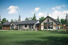 Unique House Plans, Contemporary House Plans, Best House Plans, Craftsman Style House Plans, Ranch House Plans, Country House Plans, Craftsman Ranch, Patio Plans, Modern Farmhouse Plans